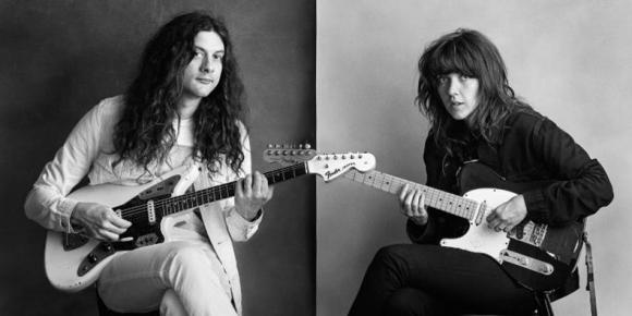 Courtney Barnett & Kurt Vile at Tower Theatre