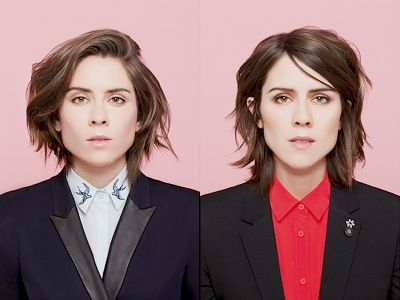 Tegan and Sara at Tower Theatre