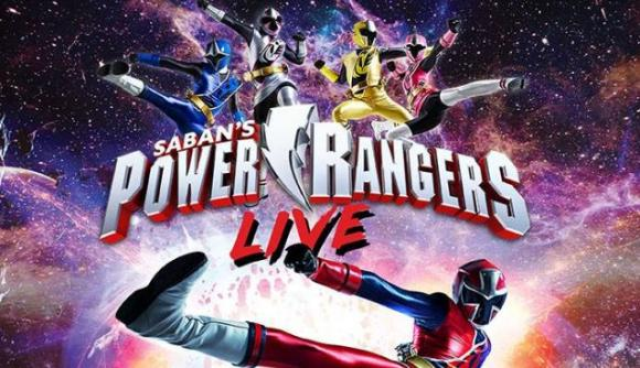 Power Rangers Live! at Tower Theatre