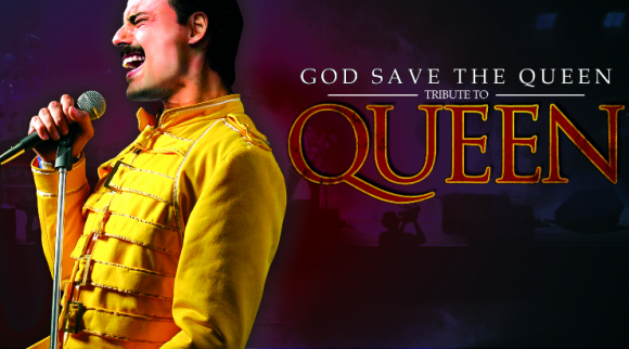 God Save the Queen - A Tribute To Queen at Tower Theatre