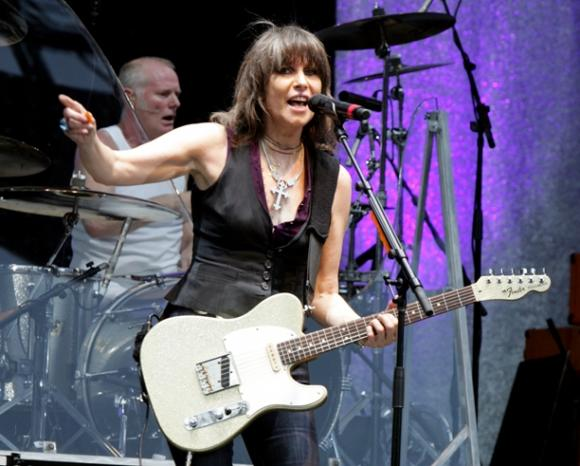The Pretenders at Tower Theatre