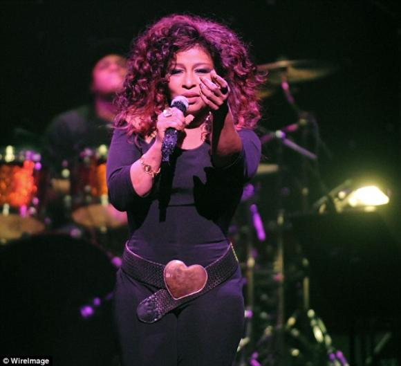 Chaka Khan at Tower Theatre