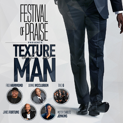 Festival Of Praise: Fred Hammond, Donnie McClurkin, Take 6 & James Fortune at Tower Theatre