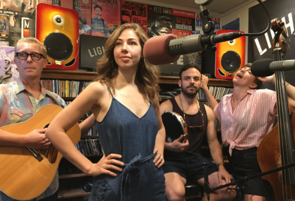 Lake Street Dive at Tower Theatre
