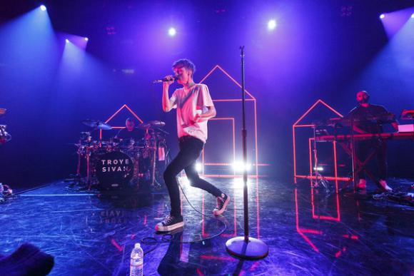 Troye Sivan at Tower Theatre