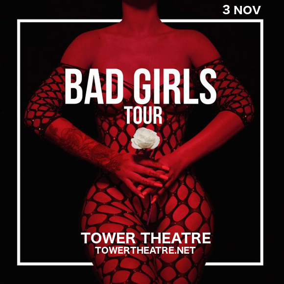 Iggy Azalea at Tower Theatre