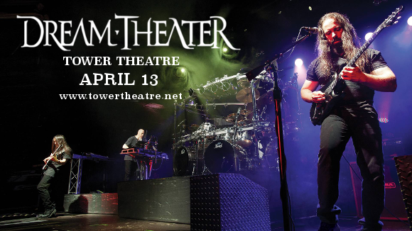Dream Theater at Tower Theatre