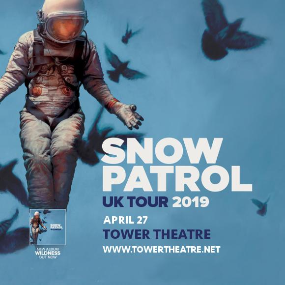 Snow Patrol at Tower Theatre