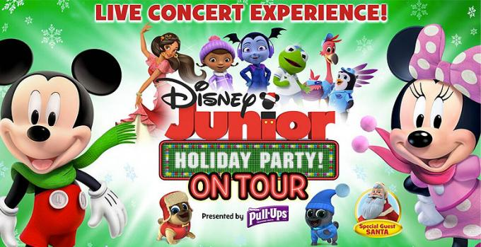 Disney Junior Holiday Party! at Tower Theatre
