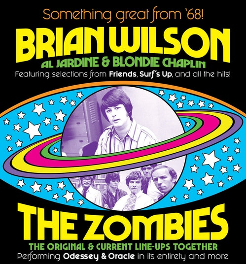 Brian Wilson & The Zombies at Tower Theatre