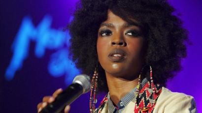 Lauryn Hill at Tower Theatre