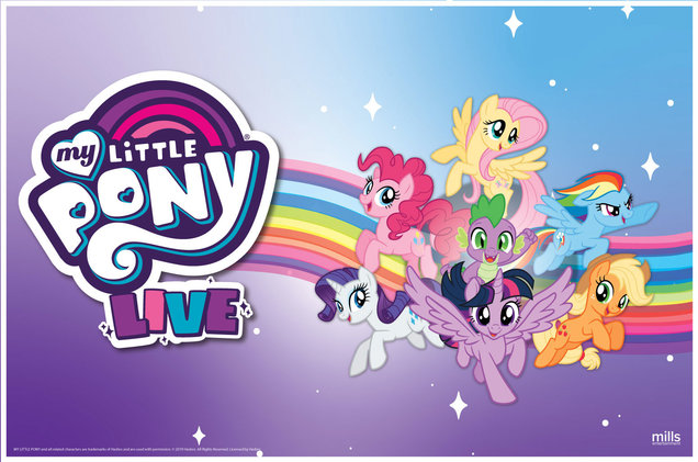 My Little Pony Live at Tower Theatre