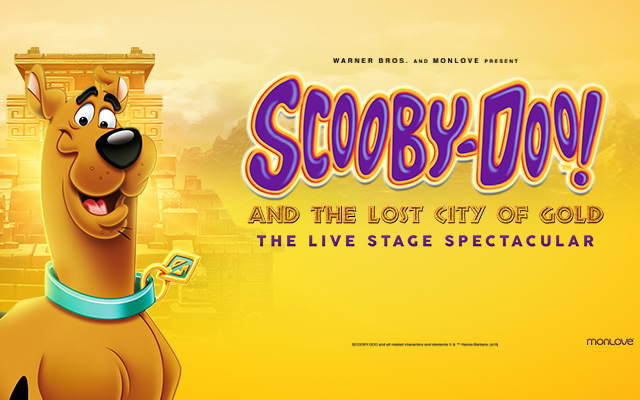 Scooby-Doo! and The Lost City of Gold [POSTPONED] at Tower Theatre